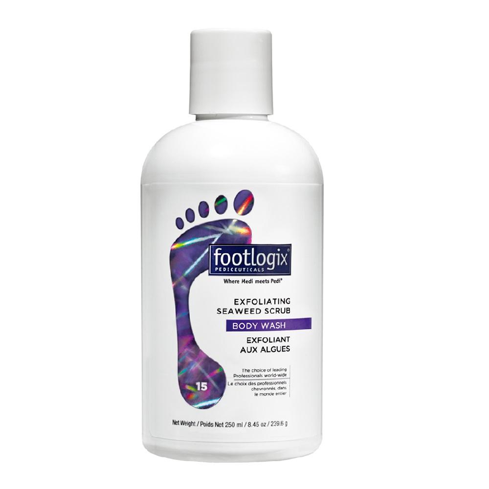 Footlogix #15號 海藻去角質磨砂精華
