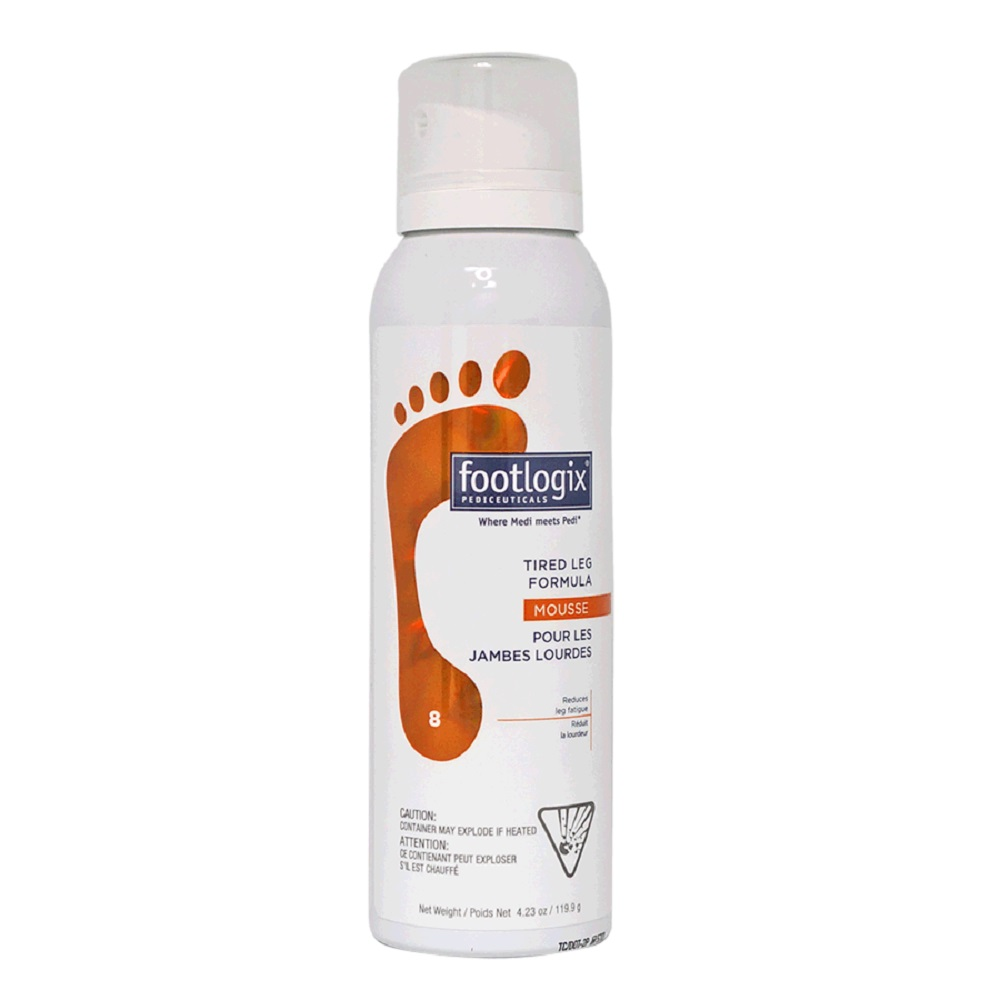 Footlogix #8號 足部疲勞舒緩慕斯
