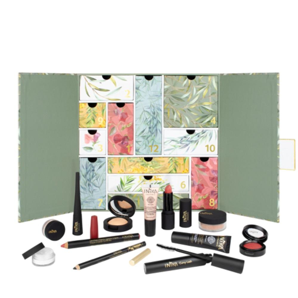 INIKA跨年倒數12日頂級美妝限定禮盒 (價值$10,290)