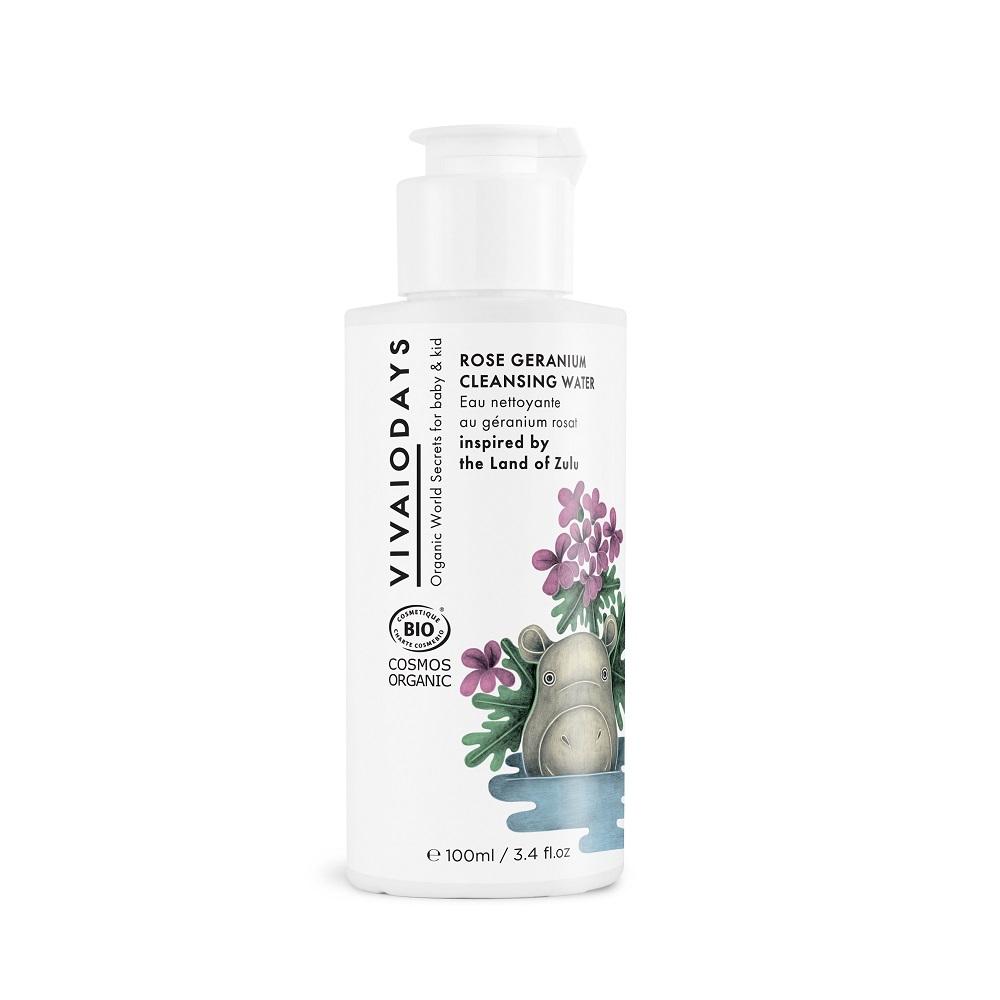 VIVAIODAYS- VVD 玫瑰天竺葵溫和爽膚水