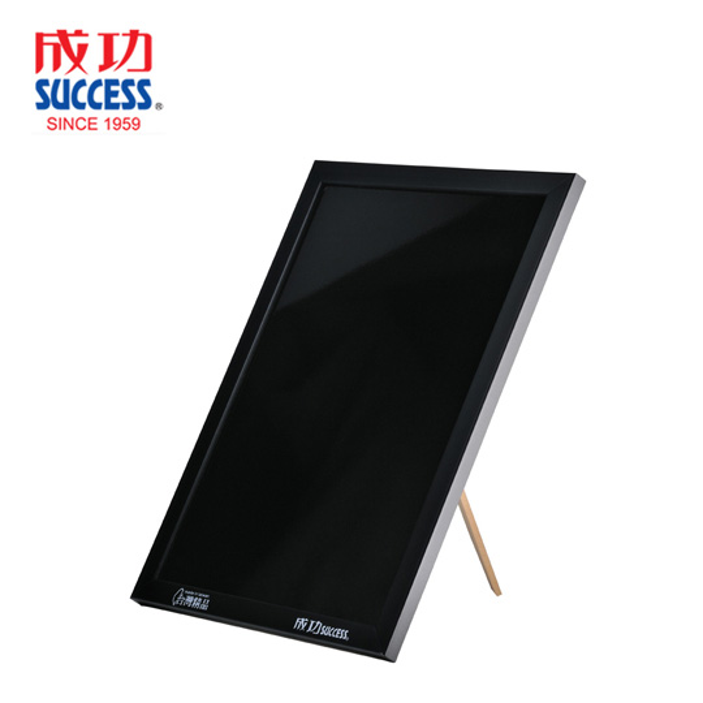 【SUCCESS成功】A3桌上型木框彩繪板 01003