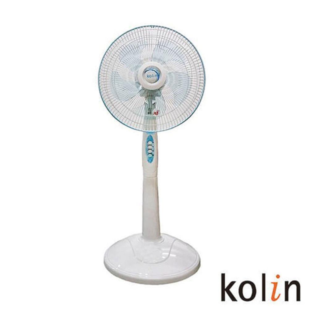 歌林 14吋電風扇-藍 KF-SH14A01