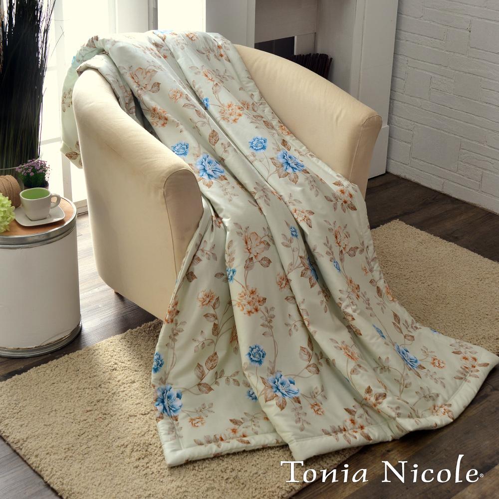 Tonia Nicole東妮寢飾阿芙拉環保活性印染精梳棉單人涼被(150x195cm)_單人涼被