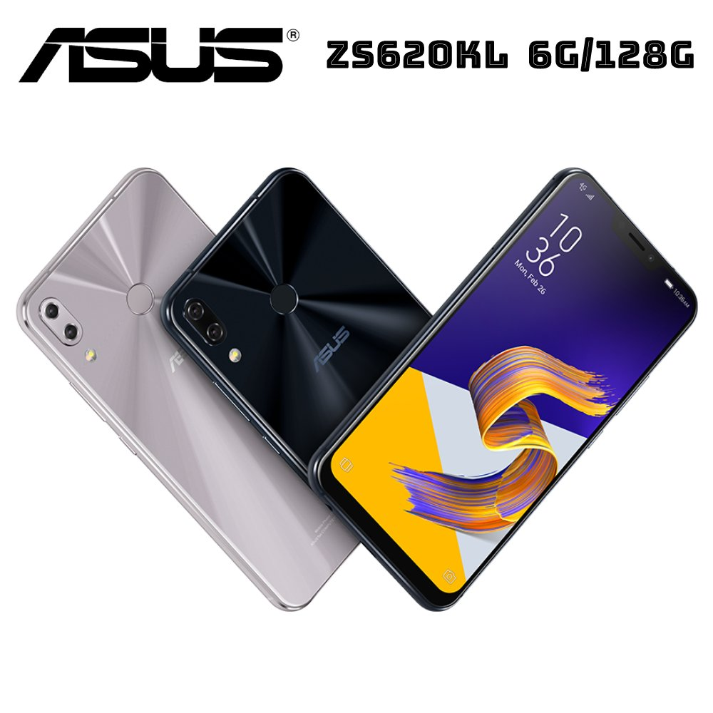 2好禮★ASUS 華碩 ZenFone 5Z ZS620KL 智慧型手機 (6G/128G)