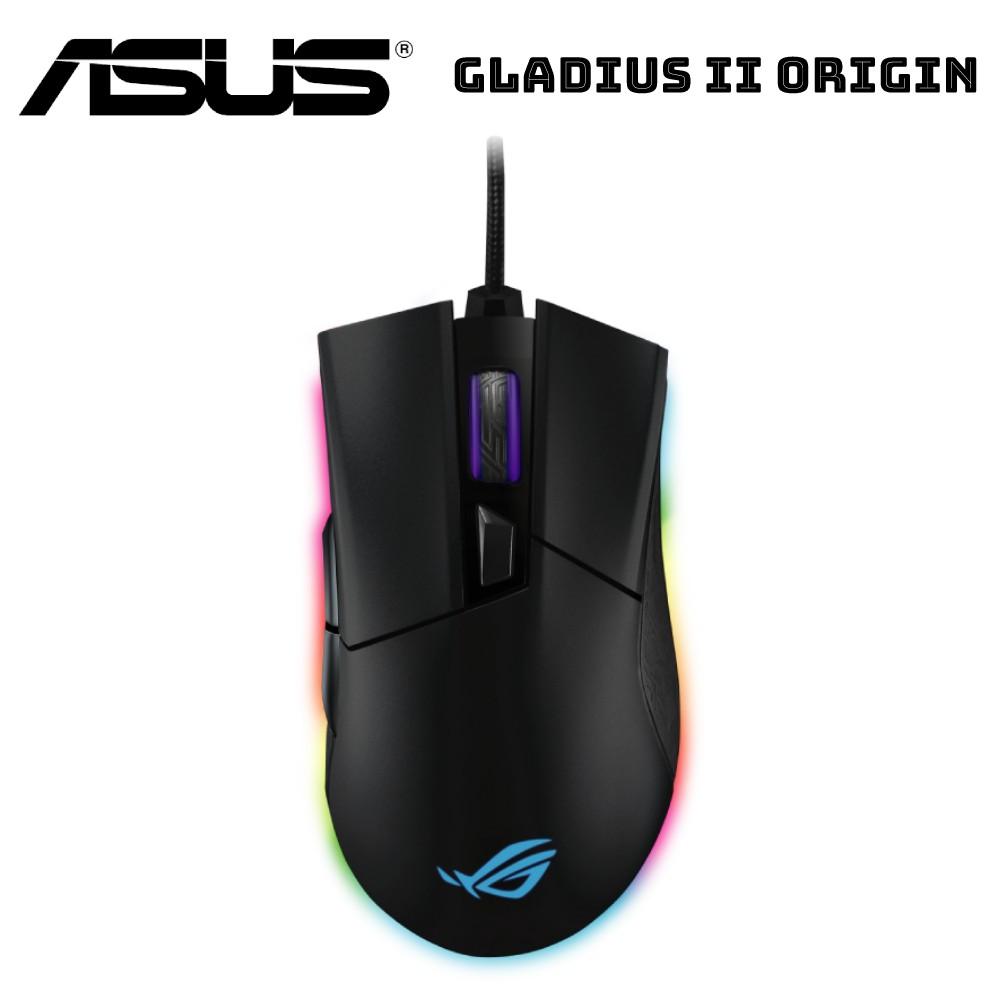 ASUS 華碩 ROG Gladius II Origin 電競滑鼠