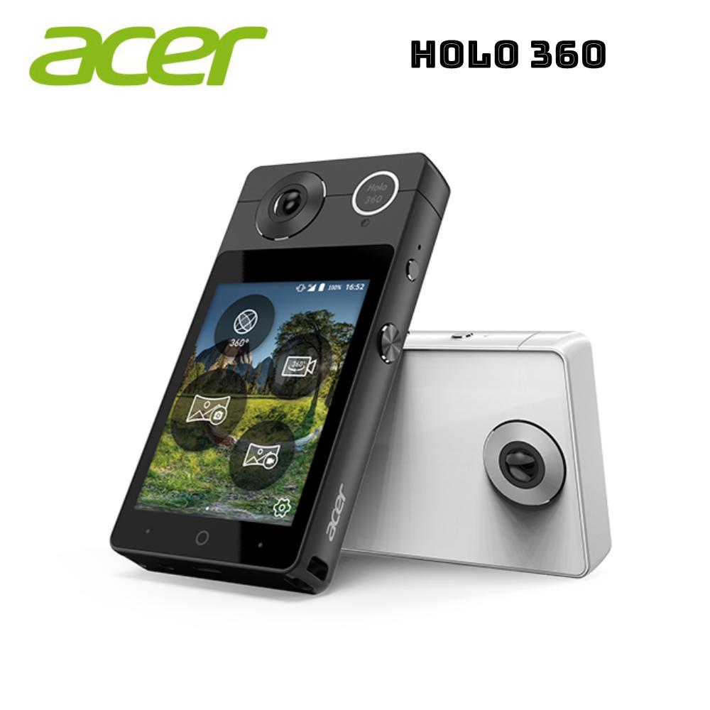 贈抗水保護殼★Acer Holo 360 智慧型相機