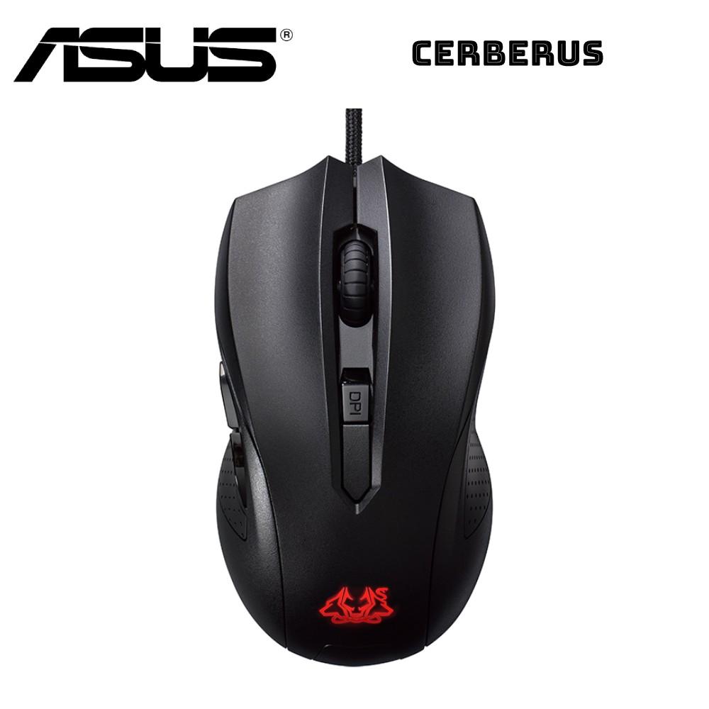 ASUS 華碩 Cerberus 賽伯洛斯電競滑鼠