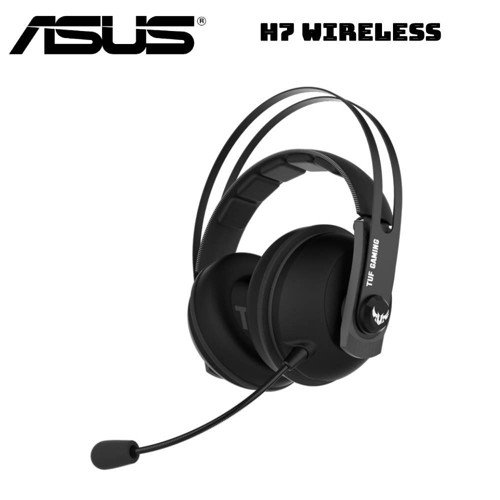 ASUS 華碩 TUF GAMING H7 Wireless 無線電競耳機