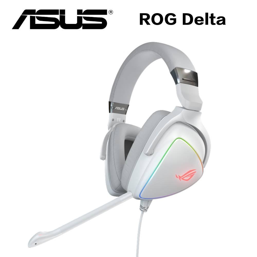 ASUS 華碩 ROG Delta 電競耳機 限定款