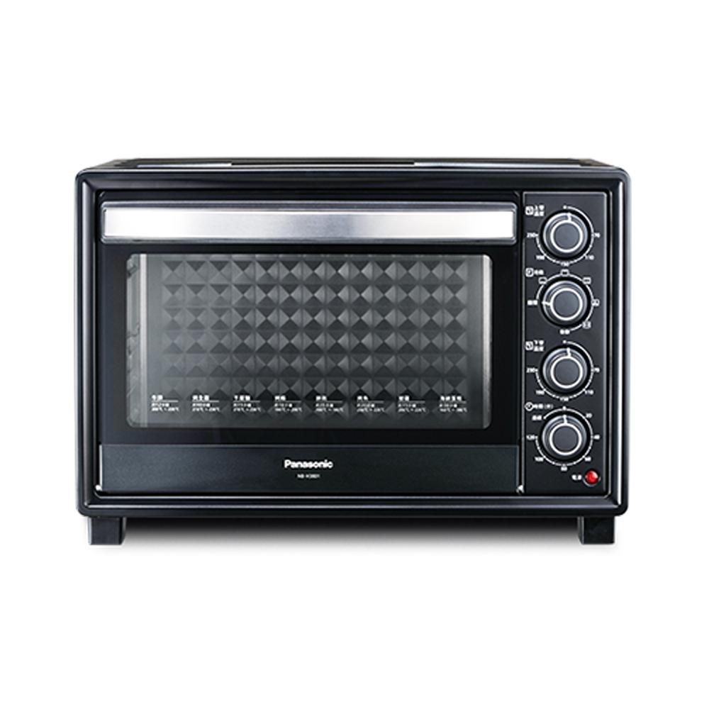 *贈不鏽鋼調味罐組*Panasonic 國際牌38公升烘烤爐烤箱 NB-H3801