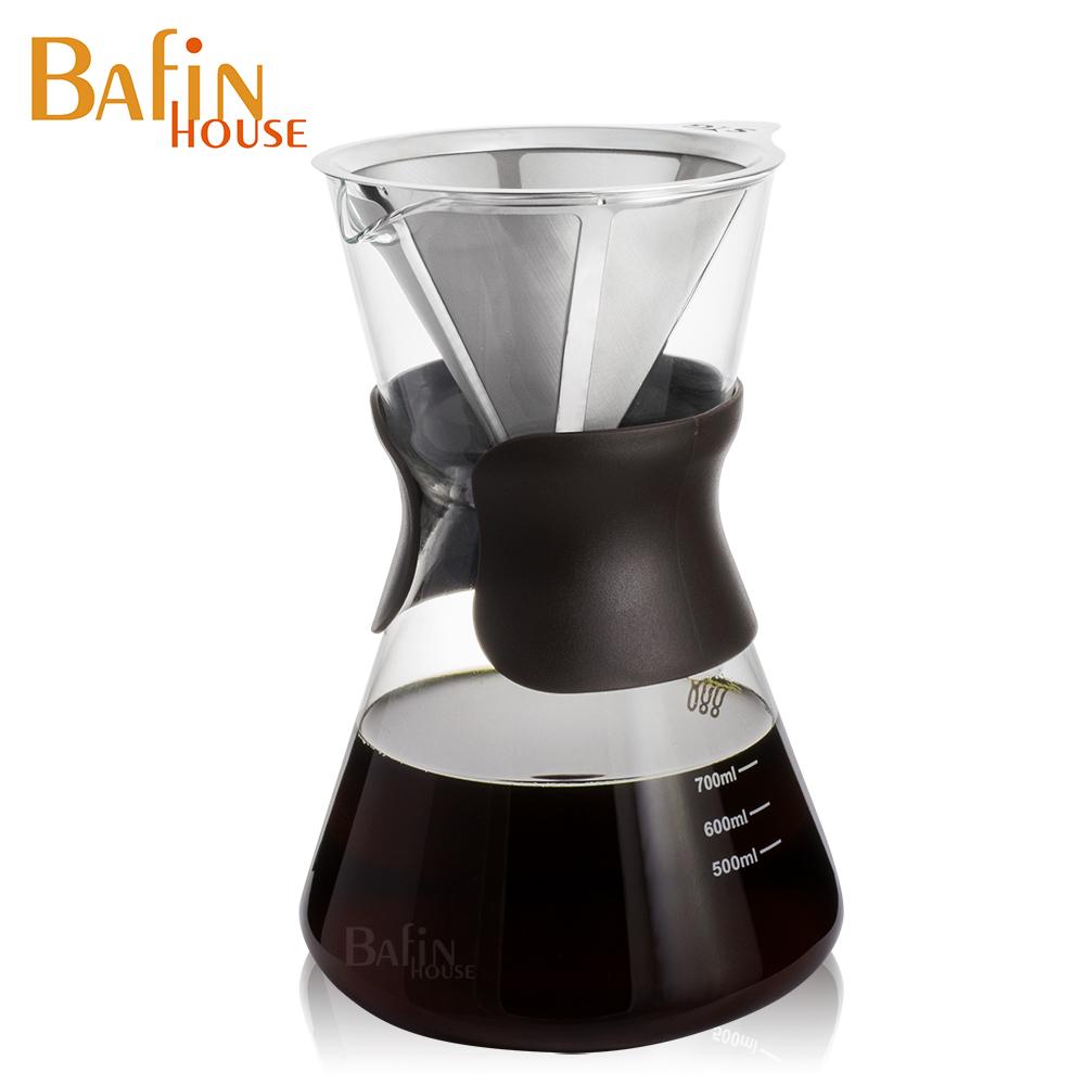 【Bafin House】 syg 不鏽鋼濾網 咖啡手沖壺