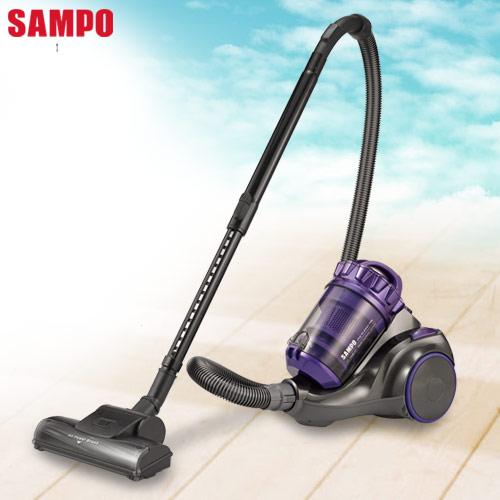 SAMPO聲寶 免紙袋吸力不減吸塵器 EC-HA40CYP★送3M保潔墊★