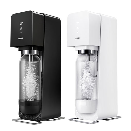 【Sodastream】SOURCE氣泡水機 送好好帶水瓶x1