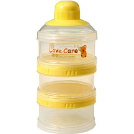 【喜多】一般容量三層奶粉盒