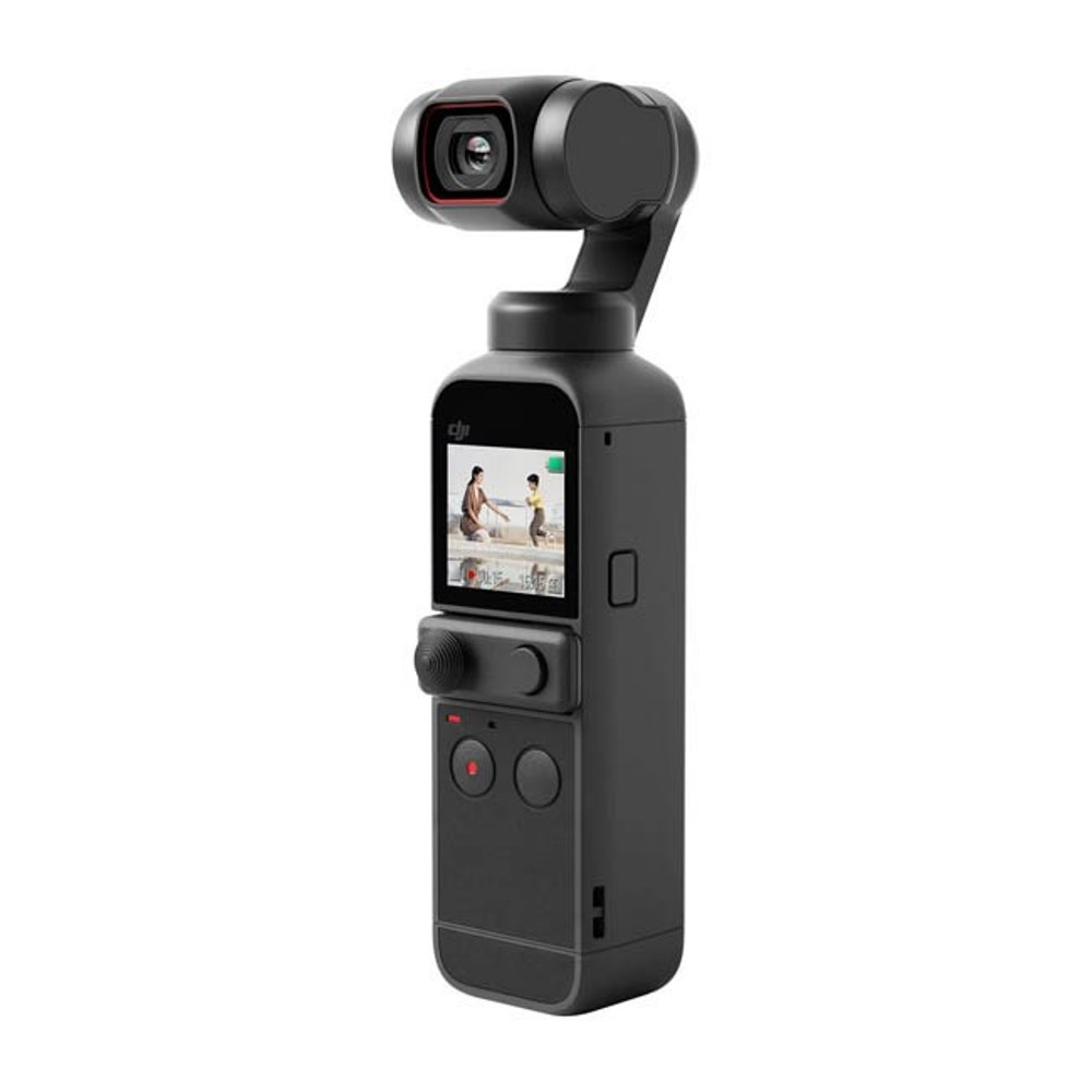DJI Pocket 2 雲台相機套裝版+Care一年版(先創公司貨)