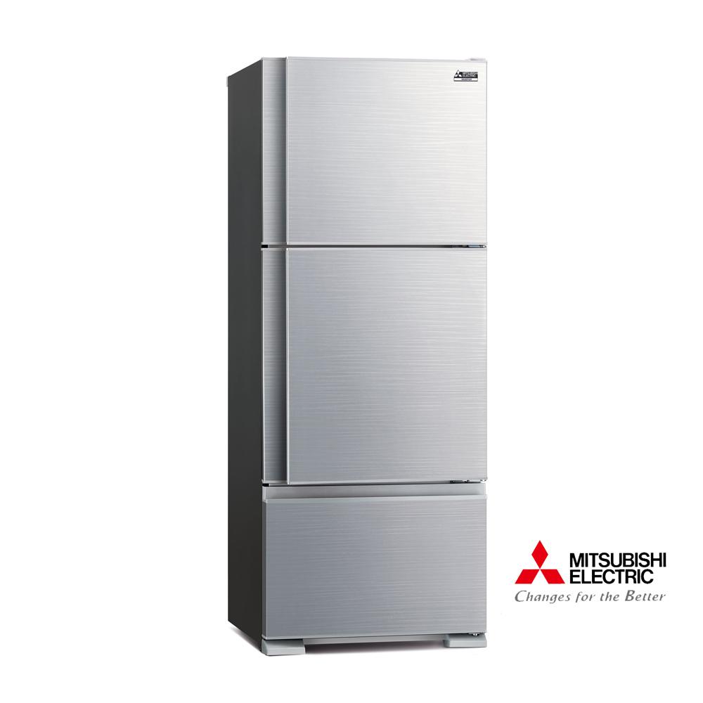 ☆獨家送☆三菱416L智能變頻一級NEURO INVERTER三門冰箱MR-VT42EH