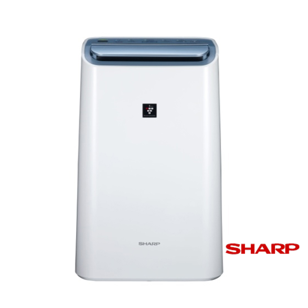 SHARP夏普10.5L自動除菌離子清淨除濕機DW-H10FT