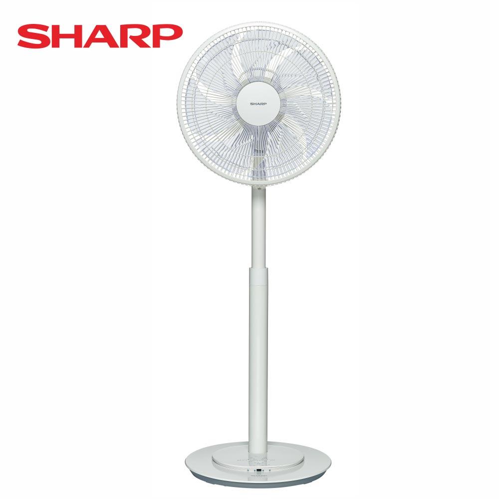 SHARP 夏普 14吋豪華型DC搖控電風扇PJ-S14GA