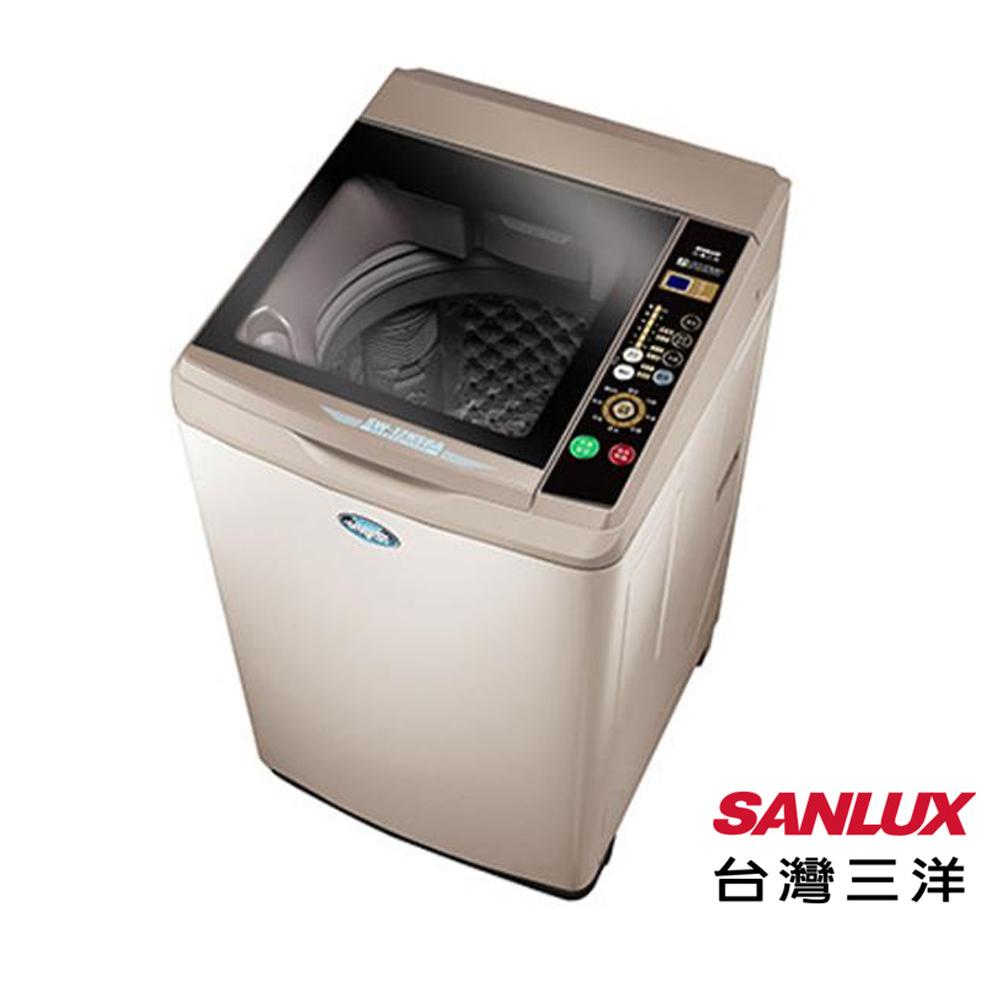 台灣三洋12公斤超音波單槽洗衣機SW-12NS6A