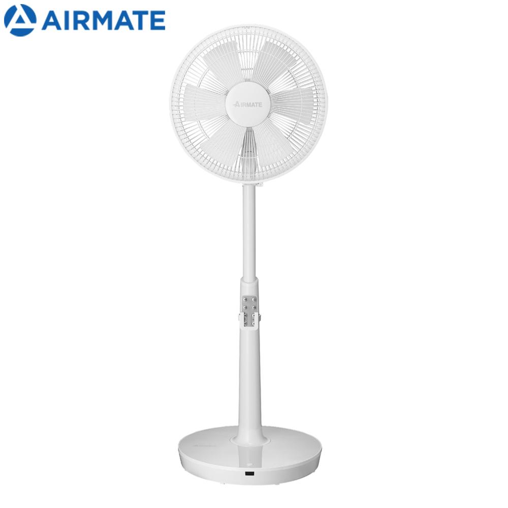 AIRMATE艾美特 12吋DC直流馬達工藝設計遙控立地電扇 FS30002R