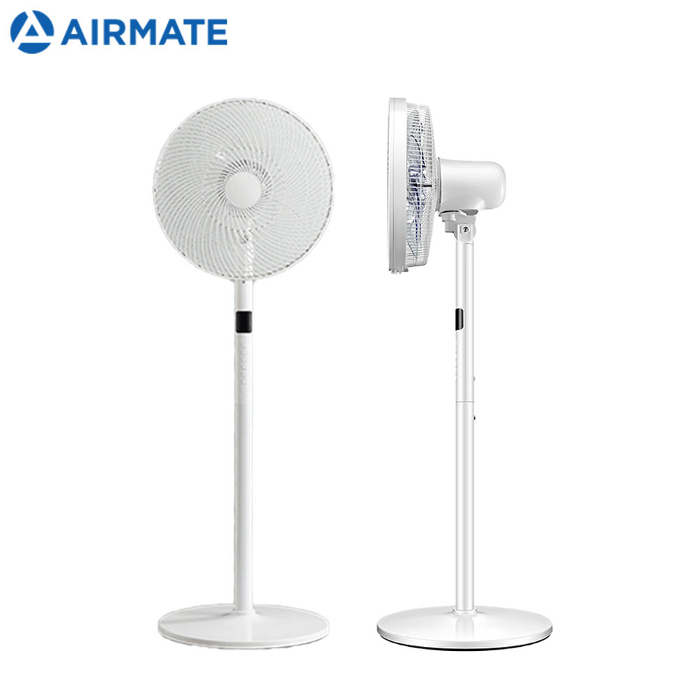 AIRMATE艾美特 14吋DC直流馬達遙控立地電扇 FS35123R