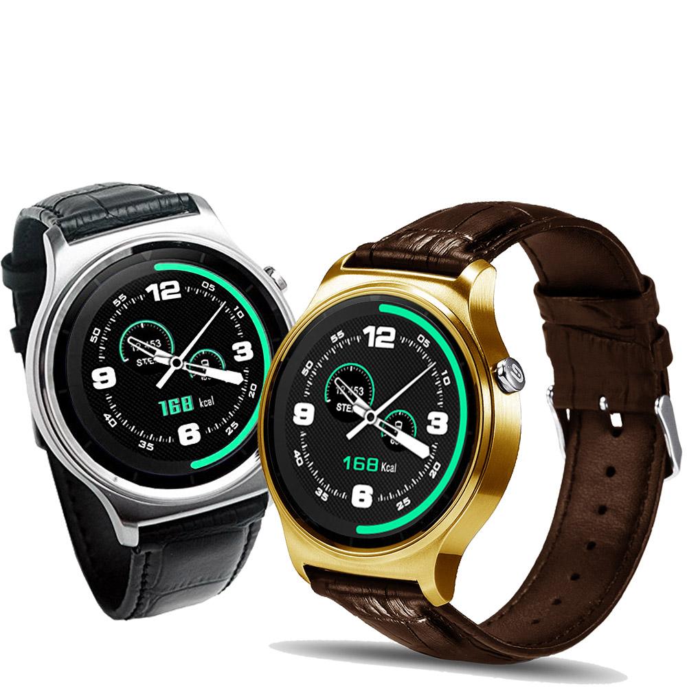 【SAMGO】S3 觸控心率藍牙智慧手錶
