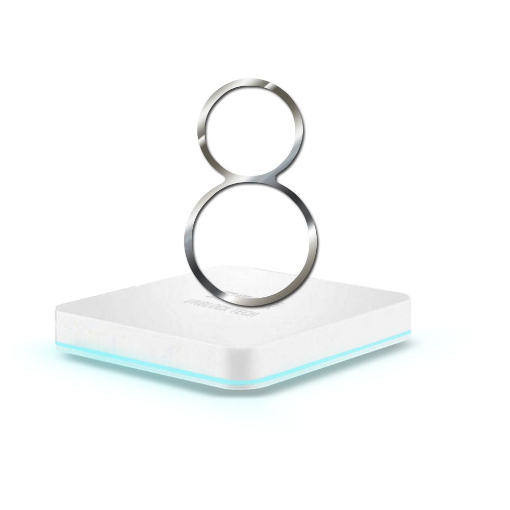 【純淨版】UBOX 8 PRO MAX安博盒子旗艦藍牙電視盒4G/64G~贈鍵盤