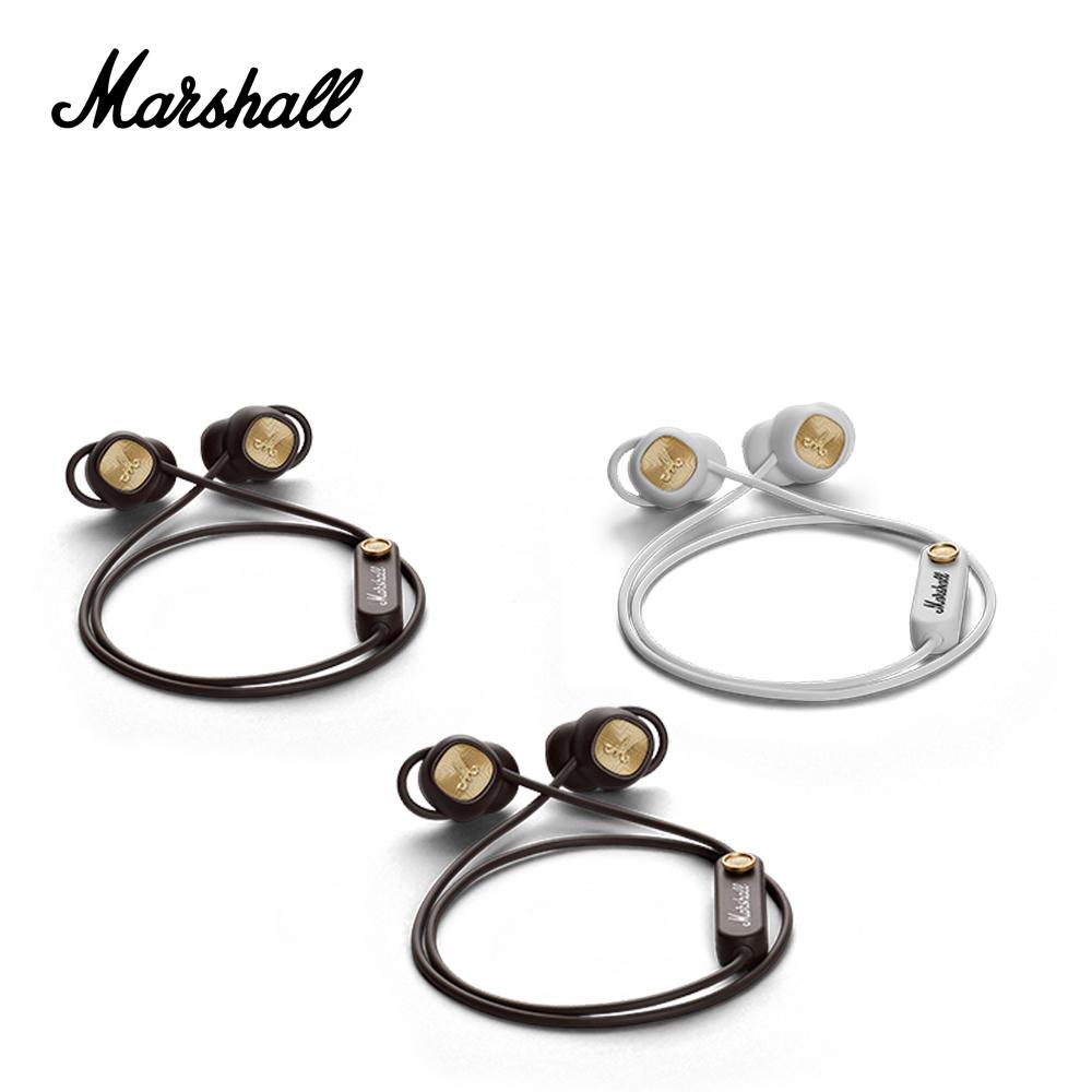 Marshall Minor II 藍牙耳塞式耳機