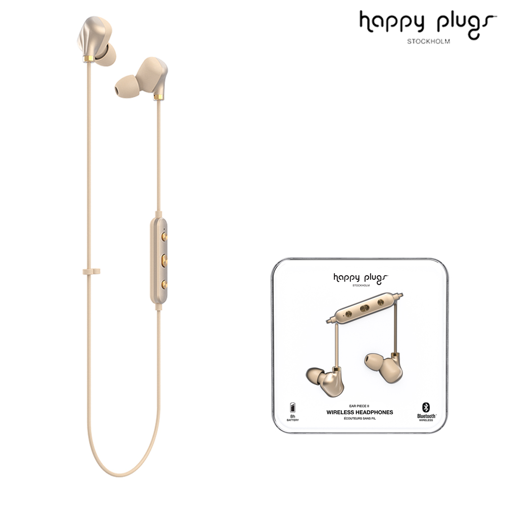 HAPPY PLUGS Ear Piece II 無線藍牙墜飾耳機
