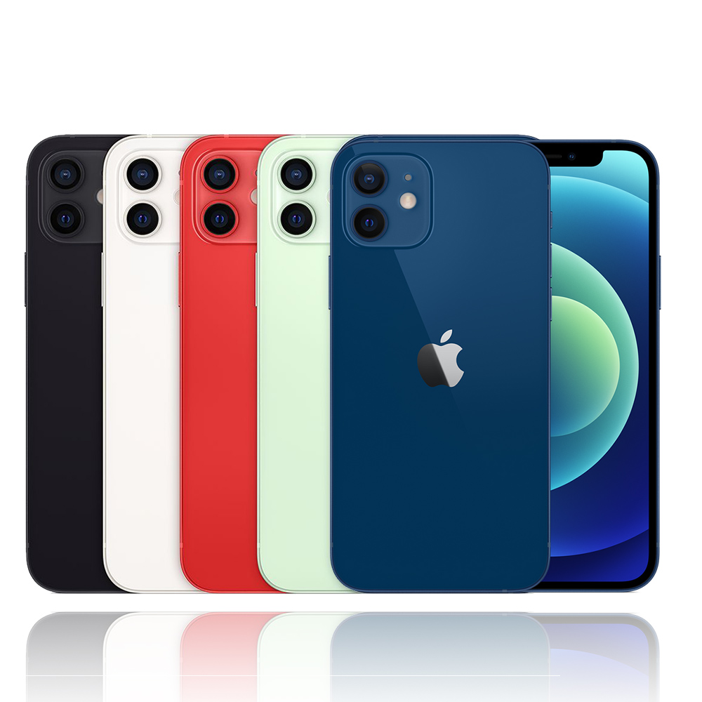 Apple iPhone 12 128G 防水5G手機※送玻保+保護套※