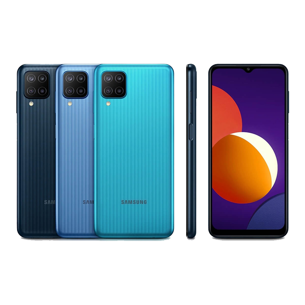 Samsung Galaxy M12 (4G/128G)超鯊機※送玻保+空壓殼+支架※