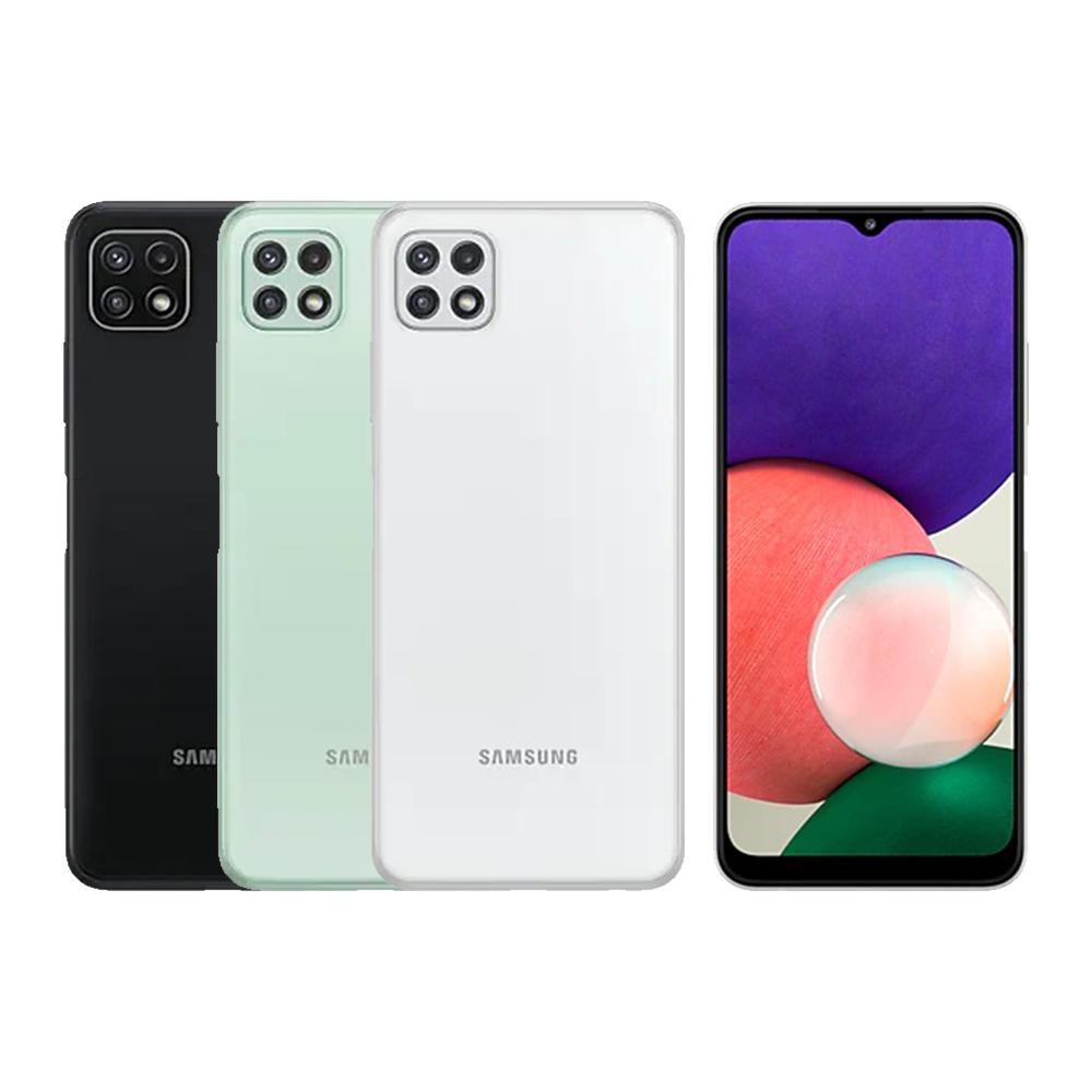 Samsung Galaxy A22 5G (4G/64G)雙卡機※送支架+空壓殼※