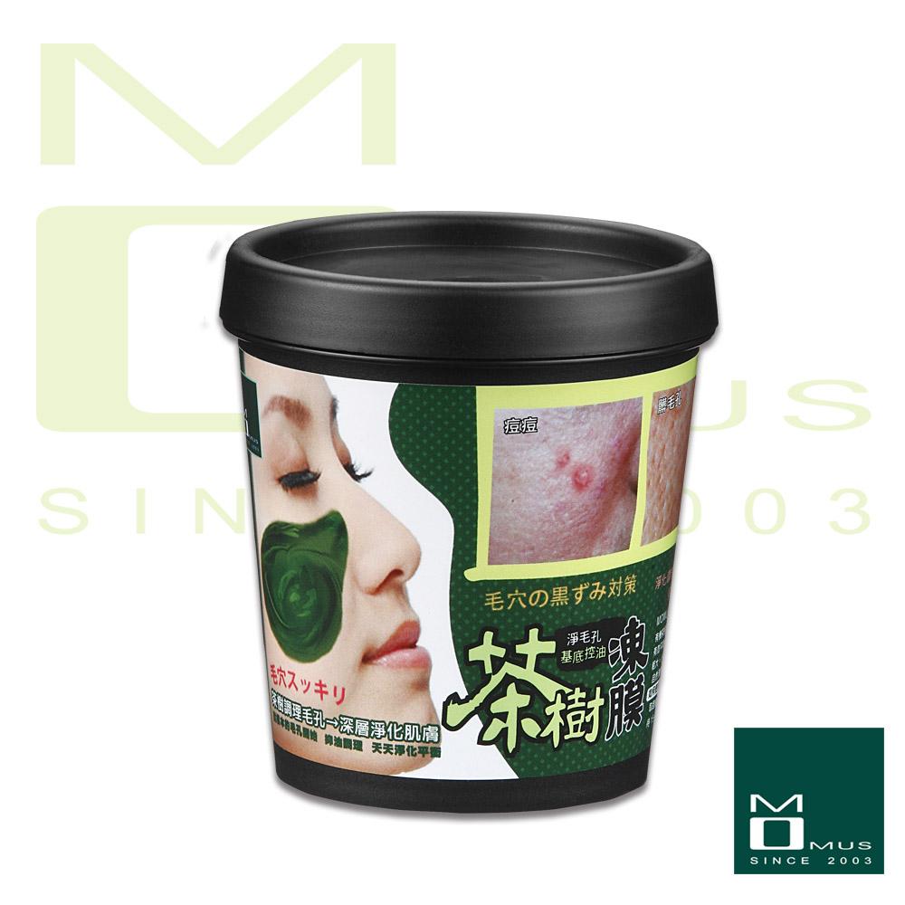 *MOMUS 茶樹淨化調理凍膜-單瓶
