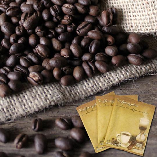 【Gustare caffe】原豆研磨-濾掛式公豆咖啡5盒(5包/盒) DOF-PBx5