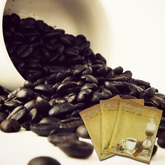 【Gustare caffe】原豆研磨-濾掛式耶加雪夫咖啡2盒(5包/盒) DOF-YCx2