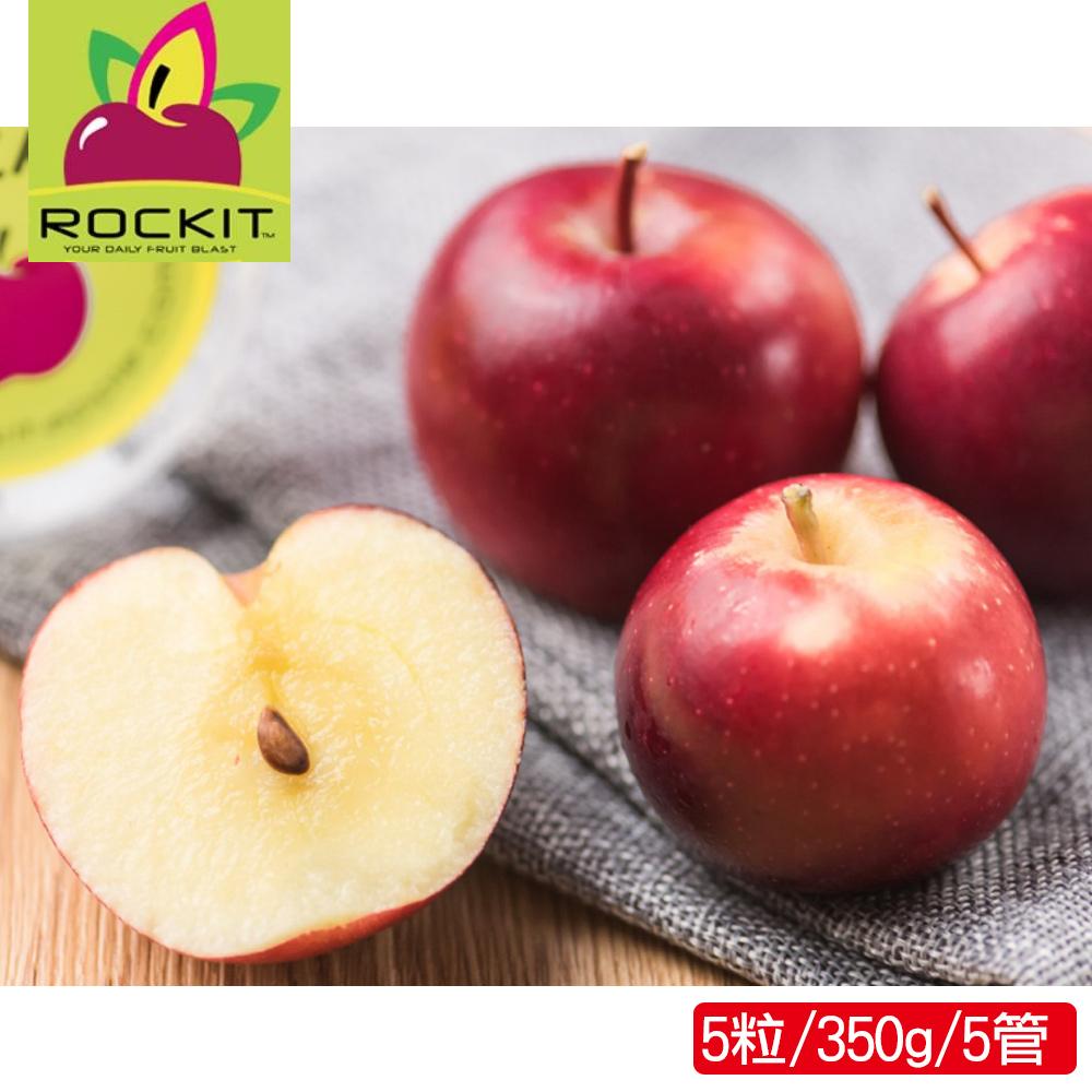 果之家 紐西蘭空運櫻桃小蘋果5粒管裝350gx5管