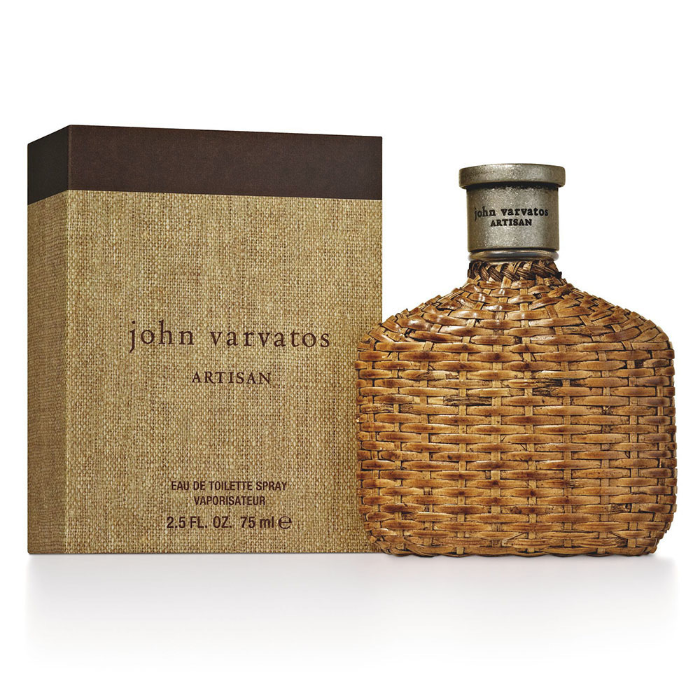 John Varvatos 工匠藤編男性淡香水(75ml)-公司貨
