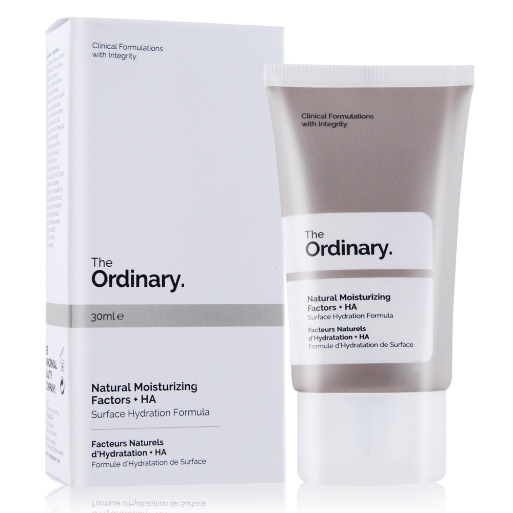 The Ordinary Natural Moisturizing Factors + HA NMF保濕補水玻尿酸(30ml)