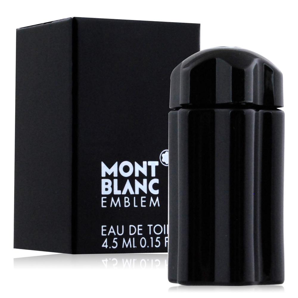MONTBLANC 萬寶龍 男性淡香水迷你瓶(4.5ML)