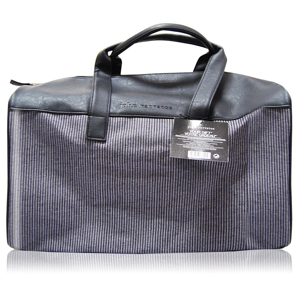 John Varvatos JVF行李袋 (23X21.5X23X36CM)