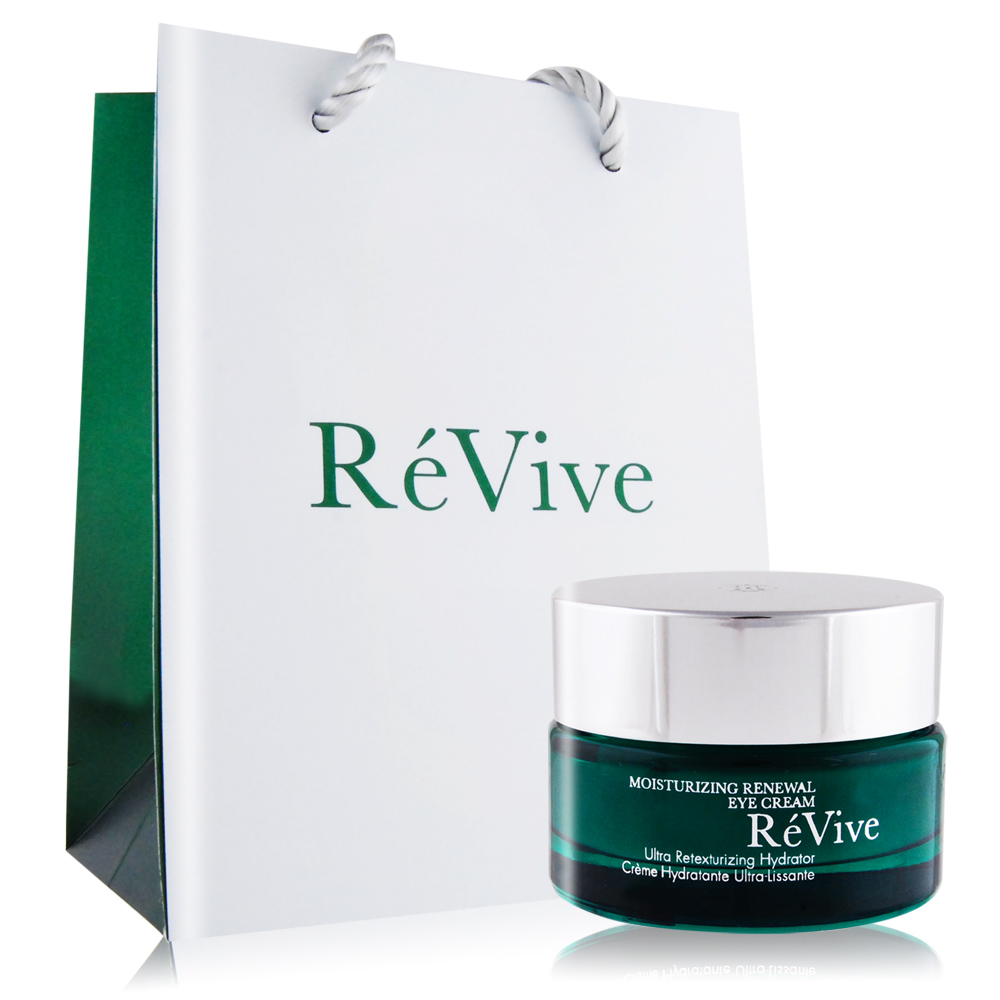 ReVive 光采再生賦活眼霜(15ml)-百貨公司貨 加送品牌提袋