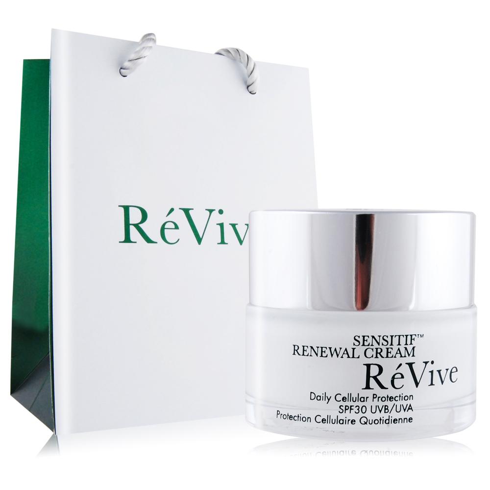 ReVive 抗老修護日霜SPF30/PA+++(50ml)-百貨公司貨 加送品牌提袋