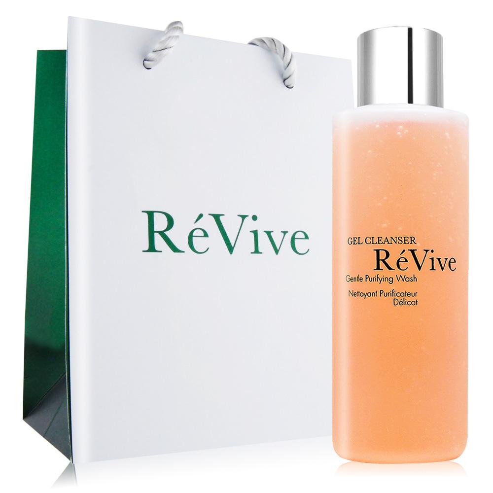 ReVive 精萃潔面凝膠(180ml)-百貨公司貨 加送品牌提袋