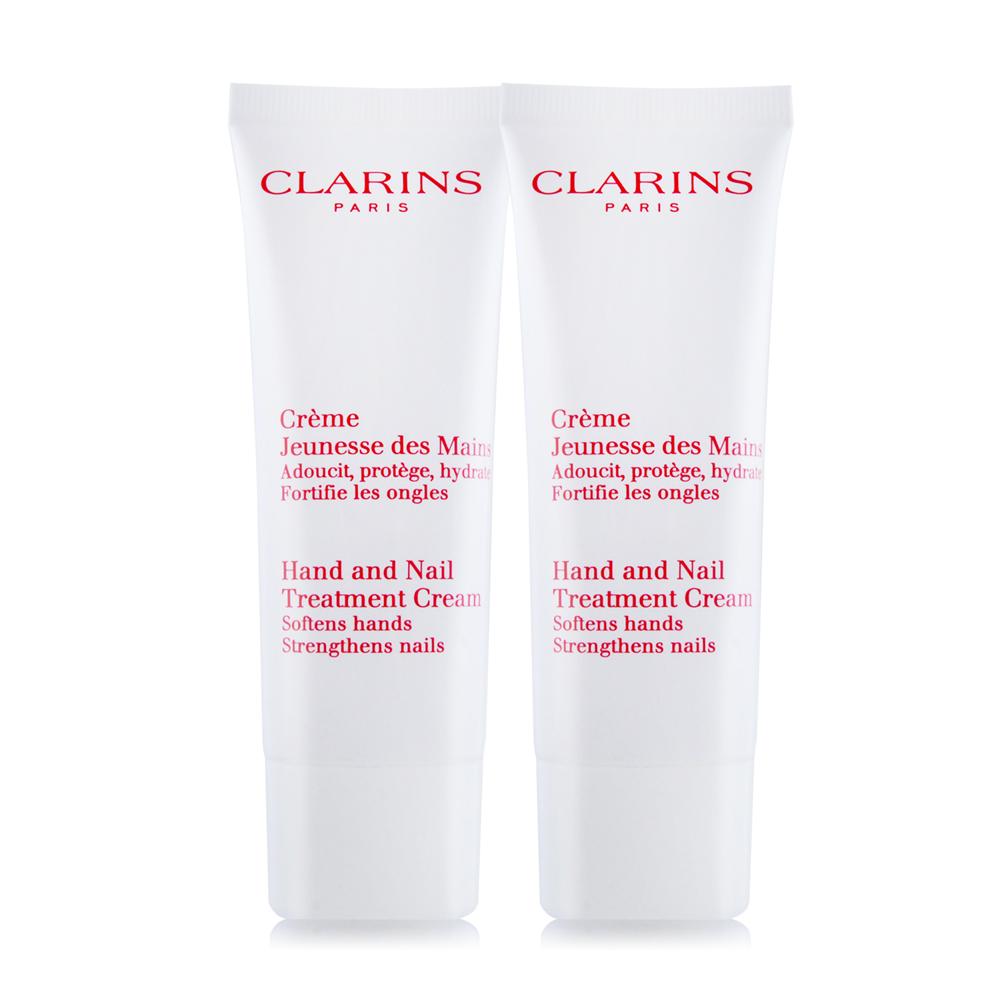 CLARINS 克蘭詩 玉手修護霜(50ml)X2-百貨公司貨