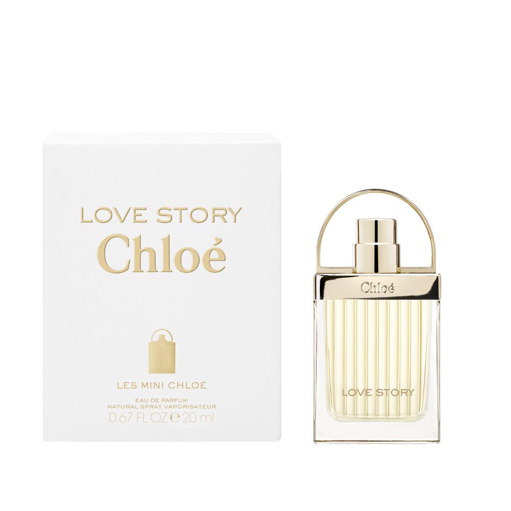 Chloe' Love Story 小小愛情故事淡香精(20ml)-香水公司貨