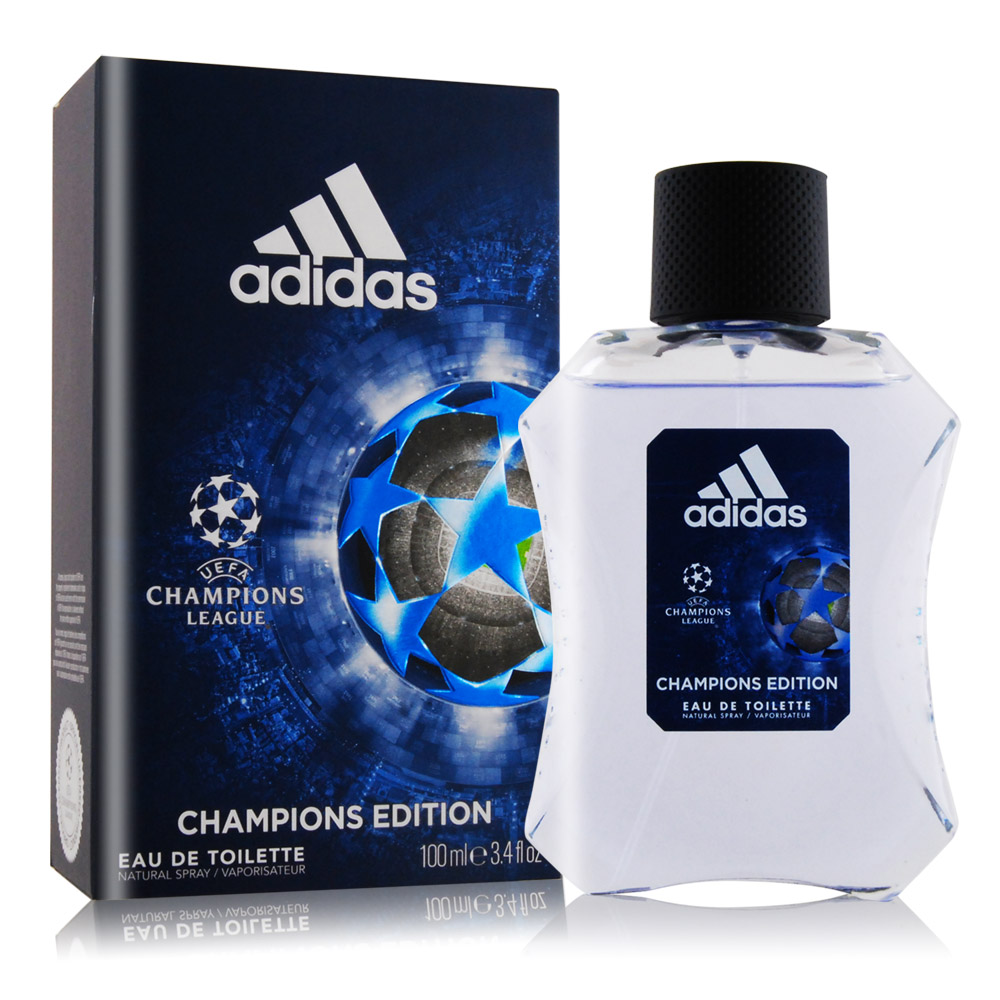 ADIDAS 愛迪達 歐冠聯盟男性淡香水(100ml) [冠軍聯賽]
