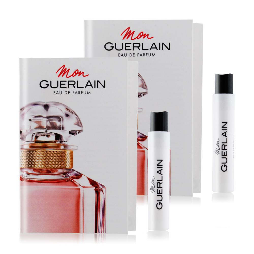 Guerlain嬌蘭香水 Mon Guerlain我的印記淡香精(0.7ml)X2 EDP-隨身針管試香