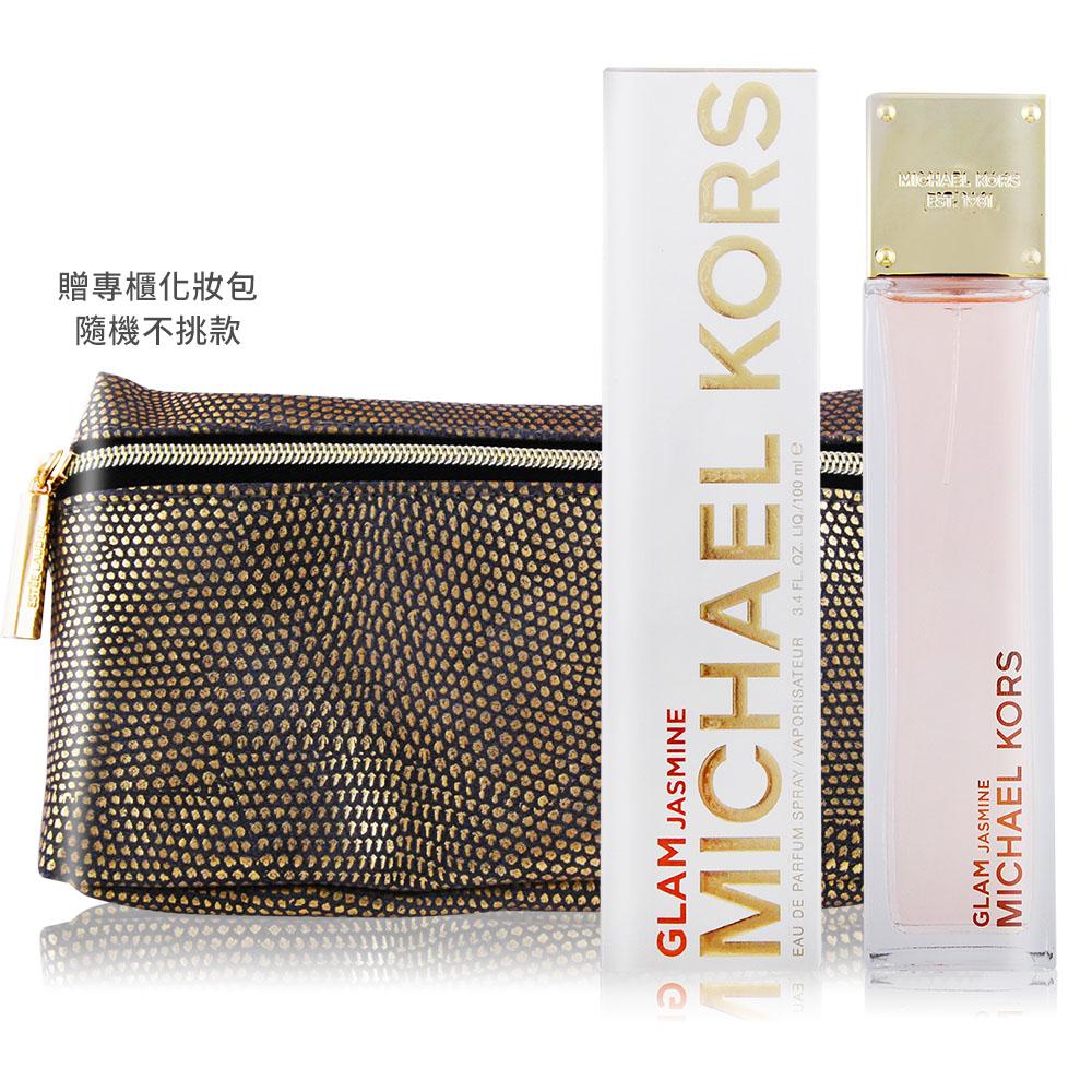Michael Kors Collection 低調茉莉淡香精(100ml)+贈專櫃化妝包(隨機出貨)