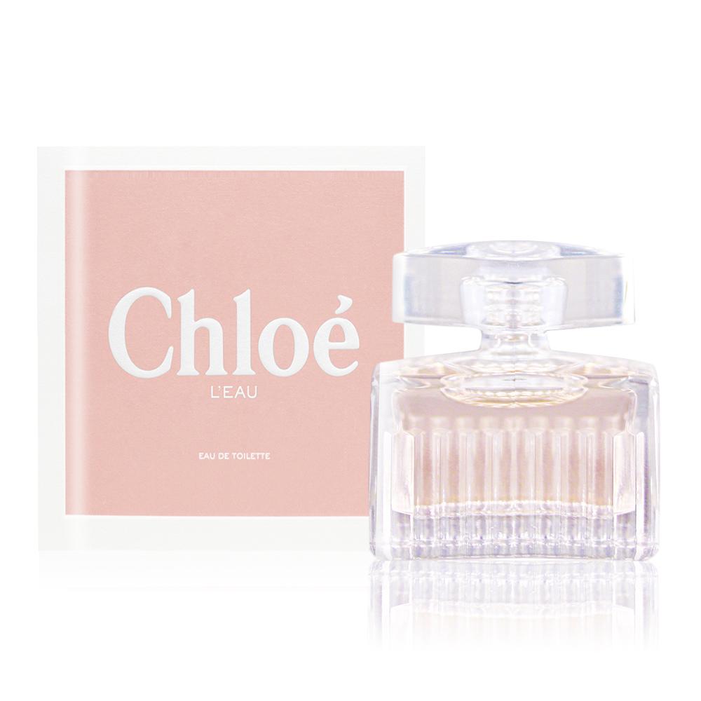 Chloe' L'EAU 粉漾玫瑰女性淡香水(5ml) EDT-隨行香氛