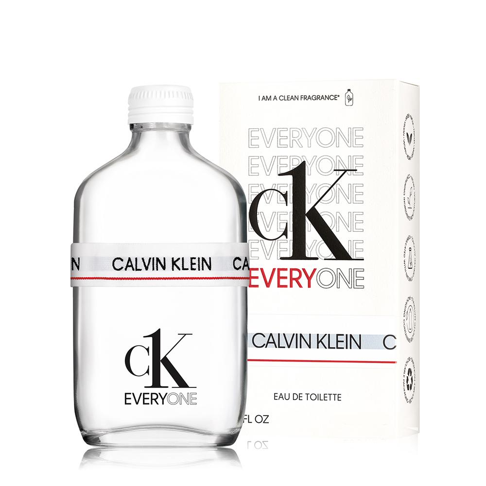 Calvin Klein CK EVERYONE 中性淡香水(200ml)-公司貨
